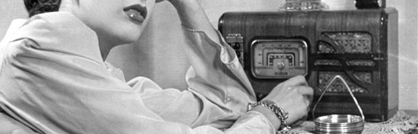 La radio d'antan