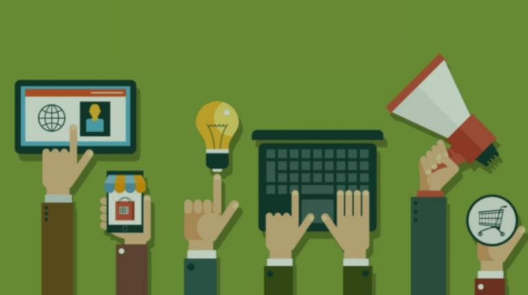 Dessin webmarketing