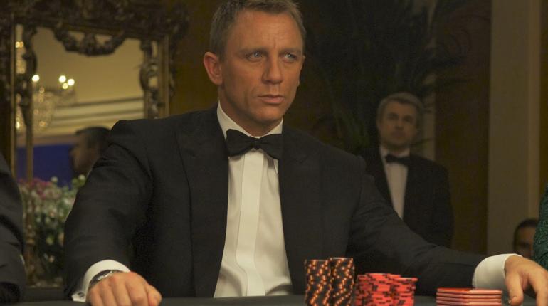 casino royale scène de cinéma classique james bond daniel craig